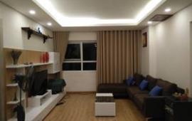 Cho thuê chung cư Golden West full nội thất 107m2, 3PN, 17tr/th