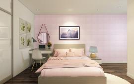 Căn hộ Golden Land đẹp 2 phòng ngủ, đầy đủ nội thất cho người nước ngoài thuê, giá 13.65 tr/th