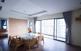 Cho thuê CHCC Sun Square, 120m2, 3 phòng ngủ, nội thất mới, tòa mới bàn giao
