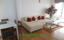 Cho thuê căn hộ 70m2, 1 phòng ngủ, đầy đủ đồ, Quận Tây Hồ, Hà Nội, LH 0983739032