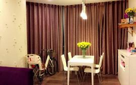 Cần cho thuê gấp chung cư HH2 Bắc Hà, 2 phòng ngủ (đủ đồ), giá: 14tr/tháng