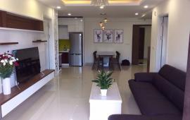 Cho thuê CHCC Sun Square Lê Đức Thọ, 3 phòng ngủ, view hướng mát nhà đẹp giá 15tr/th. Lh 081993455