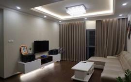Cho thuê căn hộ chung cư 125 Hoàng Ngân, 96m2, 3 phòng ngủ, đủ đồ, 15 triệu/ tháng