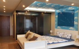 Cho thuê căn hộ chung cư số 6 Đội Nhân, tòa B, 100m2, 3 phòng ngủ, đủ đồ, 12 tr/th, LH: 0918327240