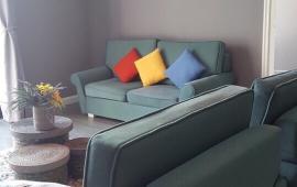 Cho thuê căn hộ chung cư cao cấp Golden Land-275 nguyễn trãi,2 phòng ngủ đủ đồ giá 13 triệu