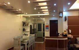 Cho thuê căn hộ 130m2, 3 phòng ngủ, nội thất đầy đủ, giá 11 triệu/tháng tại 335 Cầu Giấy, Hà Nội
