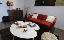 Cho thuê căn hộ tại Ngọc Khánh Plaza, cạnh hồ Ngọc Khánh, Ba Đình, 110m, 2PN, giá 13 triệu/tháng