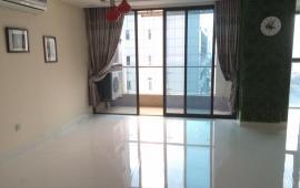 Chung cư C14 Bộ Công An cần cho thuê căn hộ chung cư, 107m2, 3PN nội thất nguyên bản. Giá 8,5tr/th