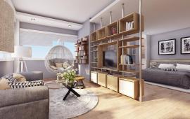 Cho thuê chung cư Royal City 3PN đủ nội thất nhà decor lại sang trọng lịch lãm (có ảnh thật)