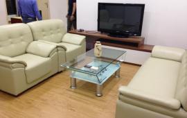 Cần cho thuê ngay căn hộ chung cư cao cấp Trung Yên Plaza. DT 98 m2, đầy đủ nội thất, giá 16 tr/th