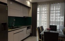 Cho thuê CHCC Golden Land – Hoàng Huy Group. DT: 132m, 3PN, nội thất đẹp, giá 15 triệu/th.