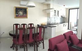 Cần cho thuê ngay căn hộ cao cấp Golden Land. Diện tích 125 m2, 3 phòng ngủ đầy đủ nội thất, giá 15 triệu/tháng. LH: 01678 182 667