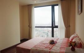 Cho thuê CH  Ngọc Khánh Plaza, đủ đồ, 112m2, 2PN, giá 13 triệu/tháng