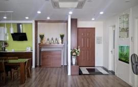Cho thuê căn hộ 120m2 chung cư siler Wings- 137 Nguyễn văn cừ.