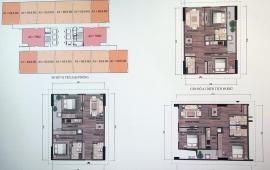 Bán chung cư Nhà ở cán bộ chiến sĩ Bộ Công An Cổ Nhuế, giá từ 14.5 tr/m2. 0976001488