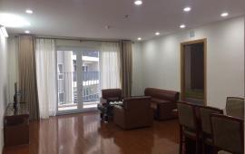Cho thuê căn hộ chung cư Mandarin Garden, 130m2, 2 phòng ngủ, đầy đủ đồ, giá 21 tr/th