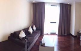 Đáp ứng nhu cầu khách hàng chúng tôi cho thuê căn hộ chung cư Golden Land, diện tích 110m2, 2 phòng ngủ giá 11tr/ tháng, Liên hệ:0979.532.899.