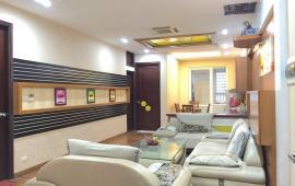 Cho thuê chung cư 18 phạm hùng 93m 2 ngủ đủ đồ giá 12tr, Lh 012 999 067 62