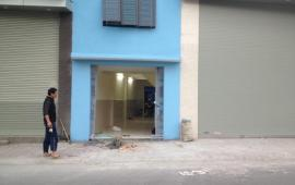 Cho thuê nhà mặt phố Trương Định 184m,7 tầng.