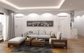Chính chủ cho thuê căn hộ chung cư Golden Palace Lê Văn Lương, 130m2, 3 PN, cơ bản, 13 tr/tháng