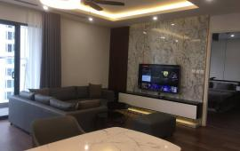 Cho thuê CHCC Hei Tower, tầng 18, 148m2, 3 phòng ngủ, đủ nội thất  17 tr/tháng LH : 0976 988 829