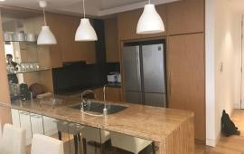 Cho thuê căn hộ tại 36 Hoàng Cầu, Tân Hoàng Minh 128m2, 3PN, đủ đồ view hồ giá 19 triệu/tháng.