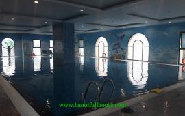 Cho thuê căn hộ 3 phòng  ngủ 130m phố hoàng cầu 0983739032