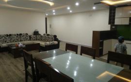 Cần cho thuê CHCC Ciputra G2, tầng thấp, DT 119m2, 3PN, full đồ nội thất. Giá 15 triệu/th