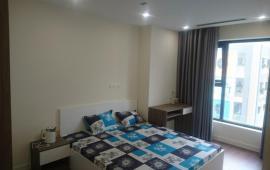 Cho thuê căn hộ chung cư 36 Hoàng Cầu, 92m2, 2 phòng ngủ, đủ đồ nội thất, 19 triệu/ tháng.