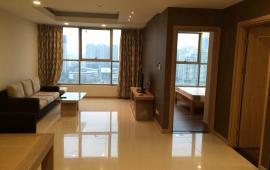Cho thuê căn hộ chung cư Thăng Long Number One, tầng cao, căn góc, full nội thất, 0936368680