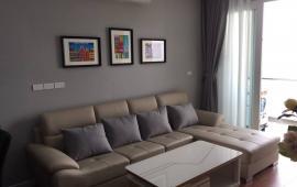 Cho thuê chung cư cao cấp HH2 Bắc Hà, căn hộ có diện tích 130m2 3PN, nội thất đầy đủ, 14 tr/th