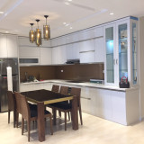 Cho thuê căn hộ cao cấp tại chung cư D2 Giảng Võ, DT: 111m2, 3PN, giá 13 triệu/tháng