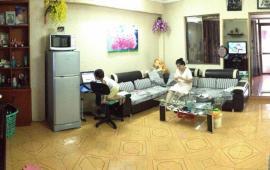 Chính chủ cho thuê CH tập thể Bách Khoa, hai phòng ngủ, đủ hết đồ chỉ việc đến ở