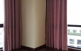 Chung cư Tràng An Complex cần cho thuê gấp căn hộ 94m2, 2PN (1 phòng kho), nội thất cơ bản