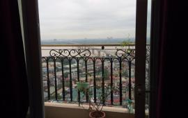 Cho thuê căn hộ Hòa Bình Green 505 Minh Khai, 9 triệu/tháng, nội thất cơ bản, 2 phòng ngủ, 70m2