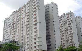 Cho thuê CHCC Thành Phố Giao Lưu, 80m2 2PN, 2wc, nội thất đầy đủ