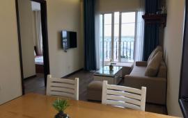 Cho thuê căn góc số 1 FLC Phạm Hùng, tầng 12, 3ngủ, có sẵn đồ, view đông nam, LH:  0963 650 625