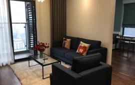 Chung cư Ngọc Khánh Plaza, diện tích 120m2, 2 phòng ngủ, nội thất hiện đại, giá 17 triệu/tháng