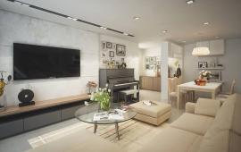 Cho thuê căn hộ tại Ngọc Khánh Plaza, diện tích: 120m2, 2PN, full đồ, gía: 15 triệu/tháng