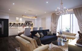 Cho thuê căn hộ 3 phòng ngủ, giá 14 triệu/th, tại Goldmark City 136 Hồ Tùng Mậu. 0902226082