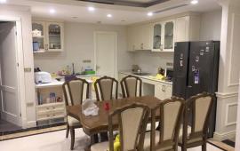 Cho thuê căn hộ C7 Giảng Võ, đối diện khách sạn Hà Nội, 80m2, 2PN, đủ đồ, giá 14 triệu/tháng
