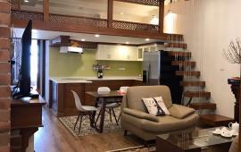 Cho thuê căn hộ cao cấp tại chung cư 57 Láng Hạ, 200m2, 4PN, đủ đồ đẹp, giá 18 triệu/tháng