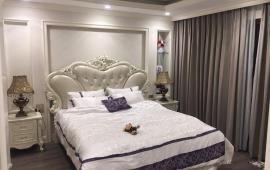 Cho thuê căn hộ cao cấp tại chung cư D2 Giảng Võ, 88m2, 2PN, tầng cao view hồ, giá 16 triệu/tháng