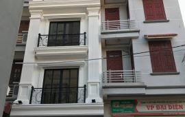 Bán nhà mới xây ở Phố Trạm, Long Biên, Hà Nội, DT 36.4M2. LH:0982483005.