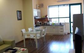 Cho thuê căn hộ chung cư 125 Hoàng Ngân Plaza 2 ngủ đủ đồ giá 15tr, Lh 012 999 067 62
