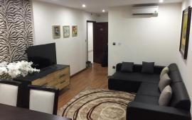 Cho thuê căn hộ chung cư Home City 177 Trung Kính, căn góc, 3 PN, đủ đồ, 21 tr/th.0911446365