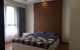Cho thuê chung cư T5, Times City, tầng 26, 2 phòng ngủ, 90 m2, full đồ, giá 12.5tr/th