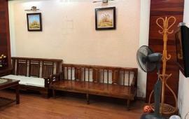 Cho thuê chung cư B7 Kim Liên, Phạm Ngọc Thạch 92m2 3PN thoáng mát đủ đồ đẹp, 10,5tr/th