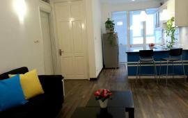 Cho thuê chung cư B.I.G Tower 18 Phạm Hùng, 60m2, 1PN thoáng mát, đủ đồ đẹp, giá 10 triệu/th