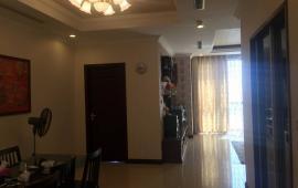 Cho thuê căn hộ chung cư tại M5 Nguyễn Chí Thanh 135m 3 ngủ đủ đồ 15tr, lh 012 999 067 62